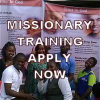 Missionary Training Apply Now